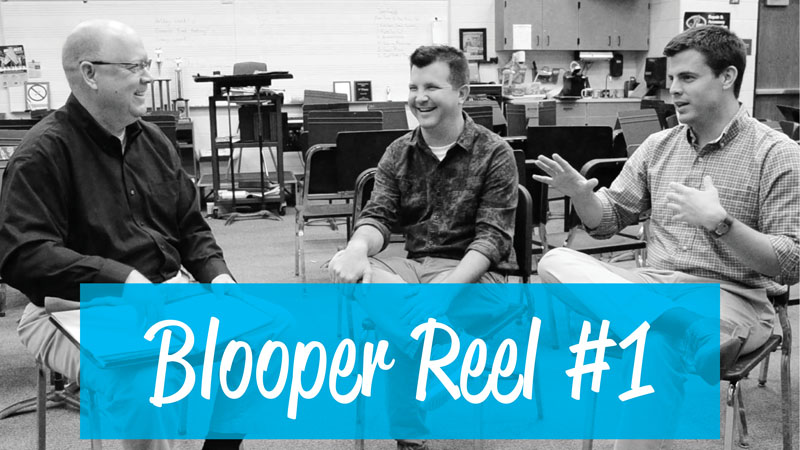 Director Spotlight Blooper Reel #1