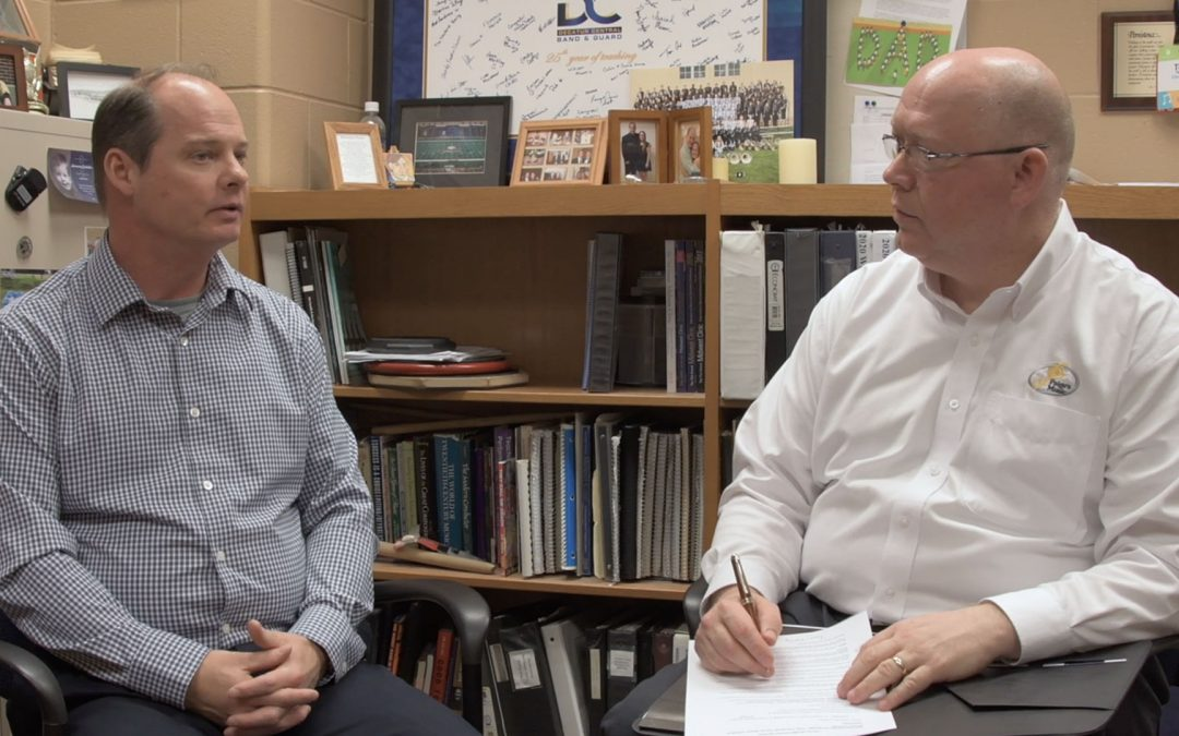 Director Tips – Tim Cox: Working With Administrators